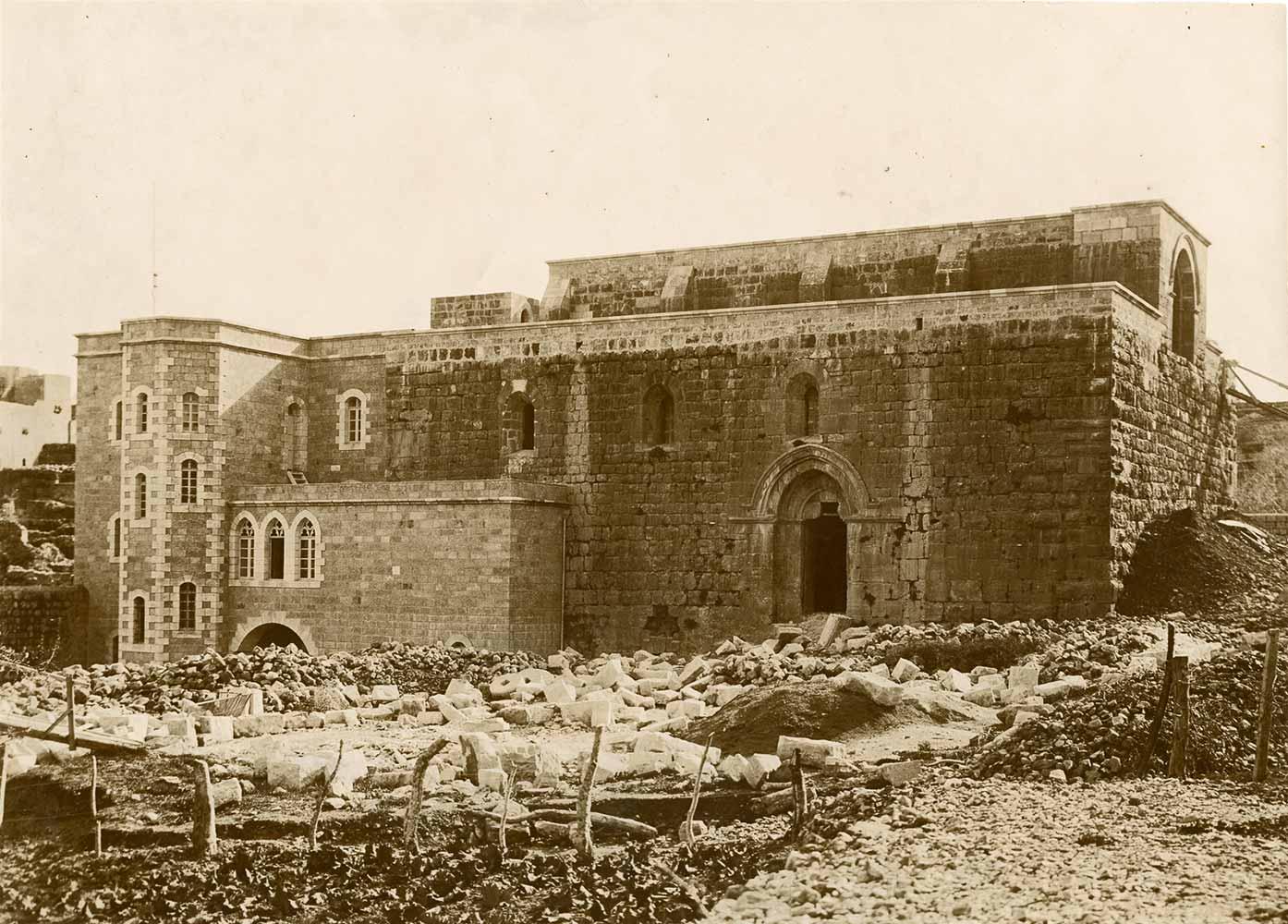 monastere-abu-gosh-1903