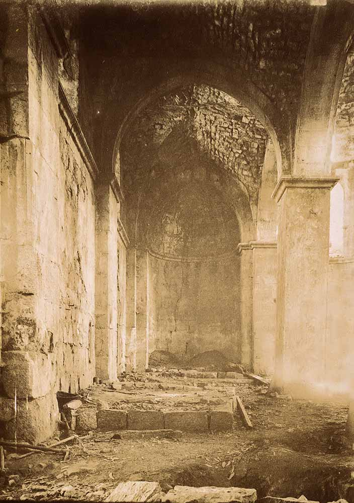 monastere-abu-gosh-avant-resturation