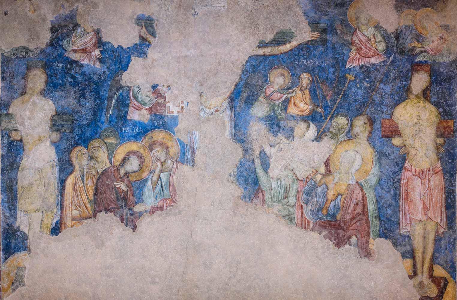 monastery-abu-gosh-crucifixion
