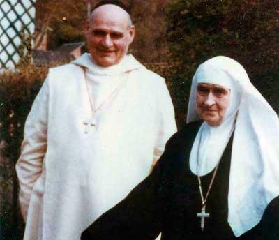 Père Paul Gramond et Mère Elisabeth